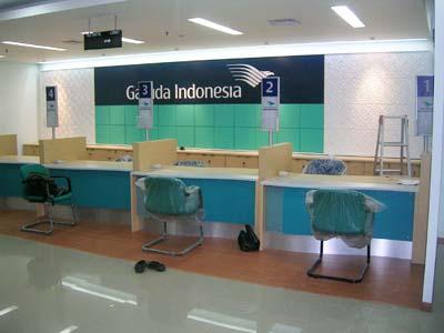 Design Interior Front Office