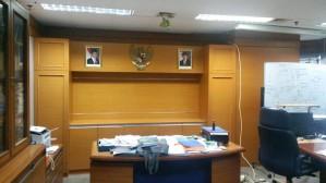 Interior Ruang Pimpinan