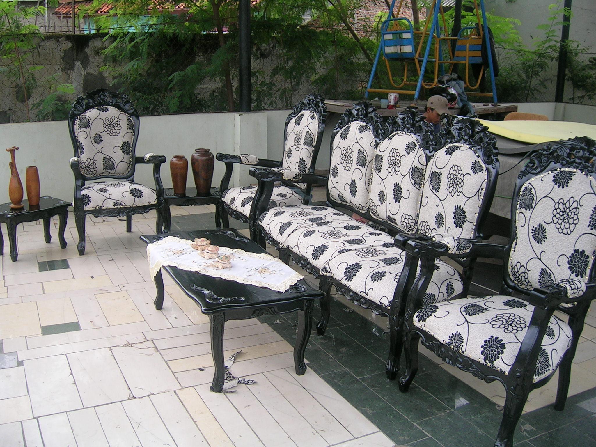 Mebel Kursi Sofa