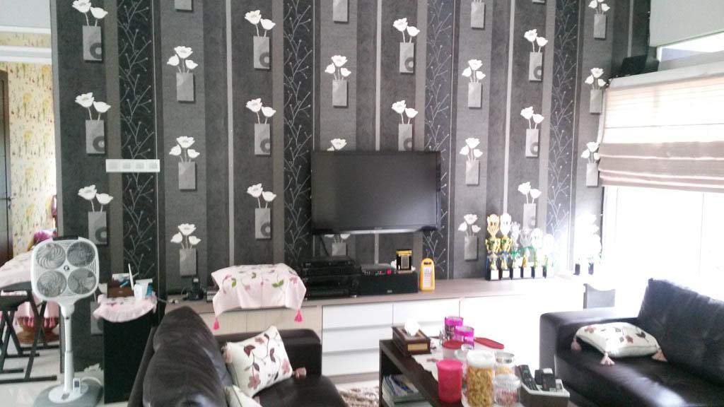 Ruang Keluarga Mewah