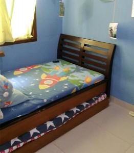 Tempat Tidur Anak Laki Laki Minimalis